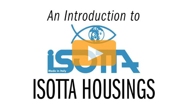 Introducing Isotta Underwater Housings!