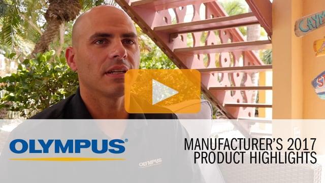 Olympus Product Highlights at The Digital Shootout 2017