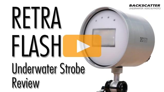 Retra Flash Underwater Strobe Review