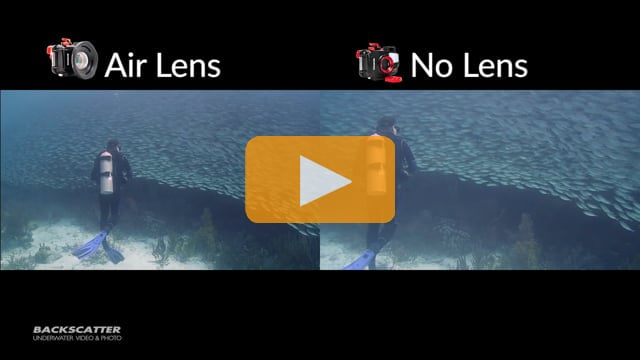 Image Sharpness - M52 Wide Angle Air Lens vs. No Accessory Lens - Olympus TG-5