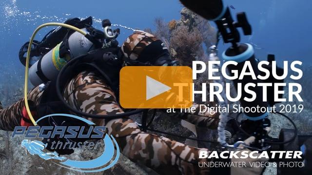 Pegasus Thruster at The Digital Shootout 2019