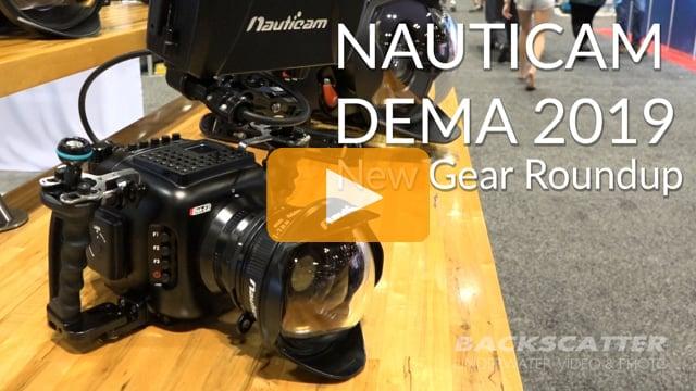 Nauticam at DEMA 2019 | New underwater camera gear 2020