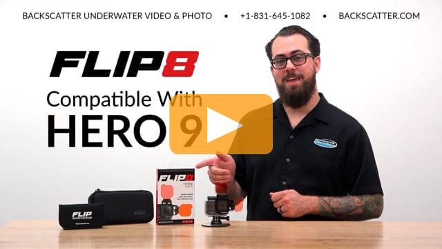 FLIP8 works on GoPro Hero 9