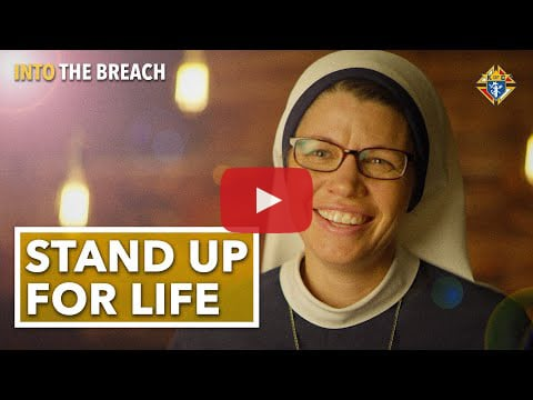 Why Men Must Stand Up for Life | Into the Breach