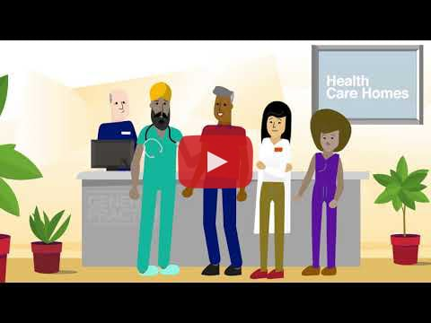 Short animation about Health Care Homes.
