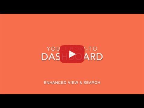 Dashboard enhancements