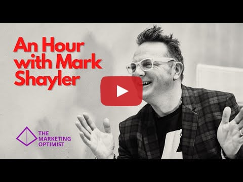 An Hour with Mark Shayler