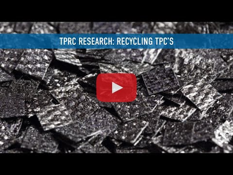 TPC-Cycle ThermoPlastic Composites recycling