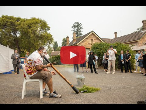 Gladesville Hospital Cemetery Memorial Video
