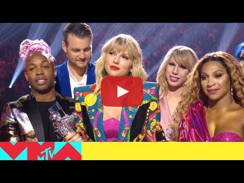 Taylor Swift at VMAs