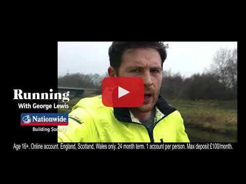 Running with George Lewis