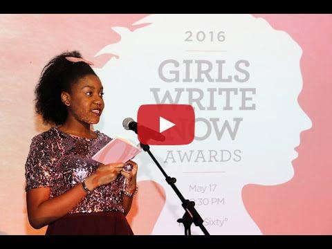Kirby-Estar Laguerre video from Awards gala