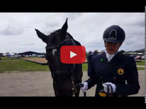 Back to the Stables with the inspiring Louise Hillman