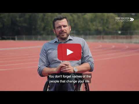 Public Education Foundation video
