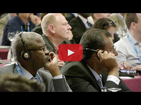 Watch highlights from the ICHCA International Conference 2017