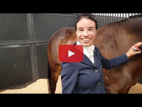 Back to the Stables with para rider Sarah Sherwood at 2017 Australian Dressage Championships