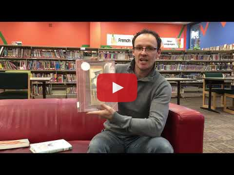 Children's Librarian, Ben, is sharing his top Movember book picks!