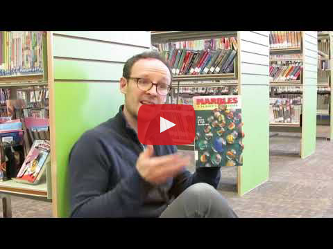 Guelph Public Library' s Children and Teen Librarian, Ben, shares some great new books to help you explore, connect and thrive in 2020.