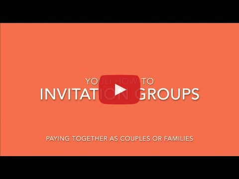 Invitation Groups