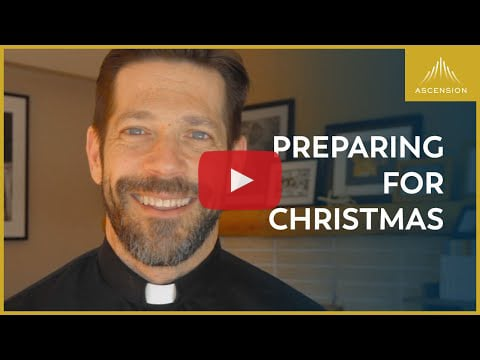 Fr. Mike Preparing for Advent