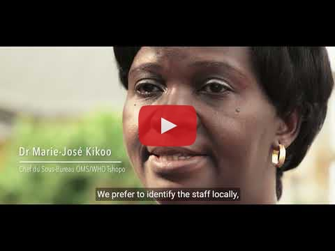 Documentary:Democratic Republic of Congo (DRC)vaccination campaign, Kinshasa, May 2021