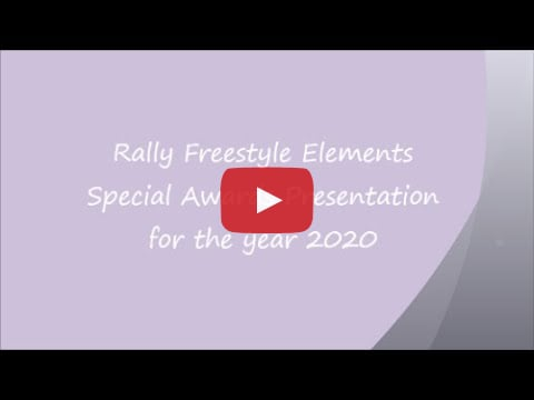 Video of the RFE Special Awards presentation