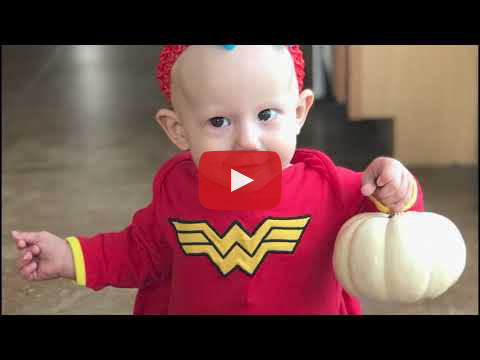 YouTube video of the Pajak family and their sarcoma story