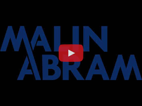 Malin Abram relaunch video