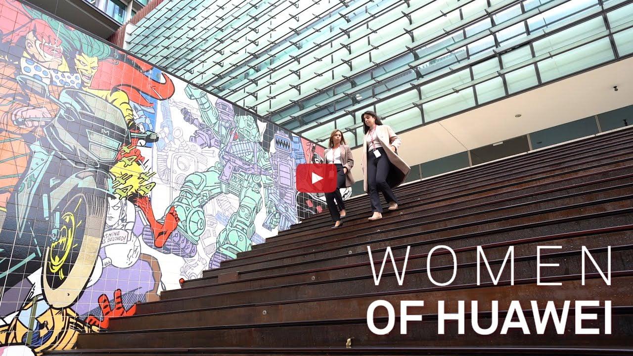 Women of Huawei
