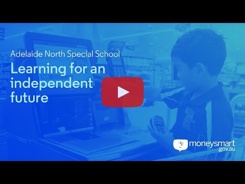 Learning for an independent future (Adelaide North Special School)
