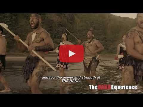 Te Wehi Haka - The Haka Experience (Promo Video)