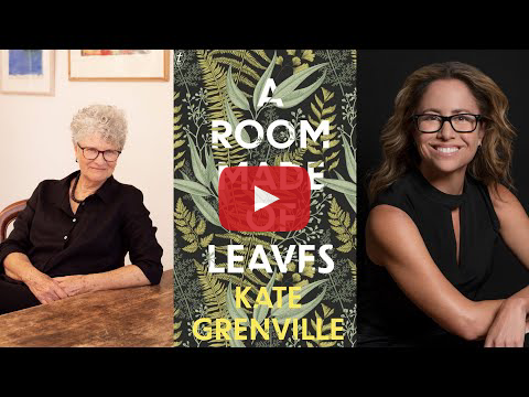Book Launch: A Room Made of Leaves