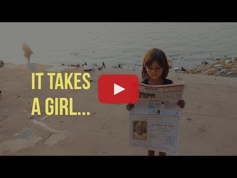 It Takes a Girl - a short documentary from Her Future Coalition
