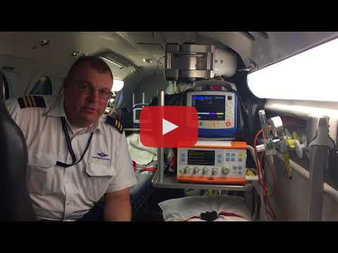 Video of RFDS Pilot Craig Nethery speaking about where your donations go