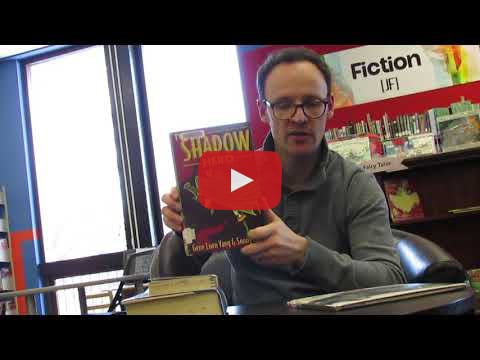 In this video link Children's Librarian Ben Robinson uses Groundhog day shadows as his premise to describes 4 books that deal with shadows.