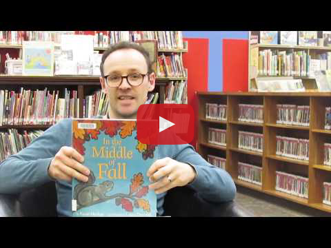 "Children's and Teen Librarian, Ben, shares some ""cool"" books to help you transition into November's wet Autumn weather."