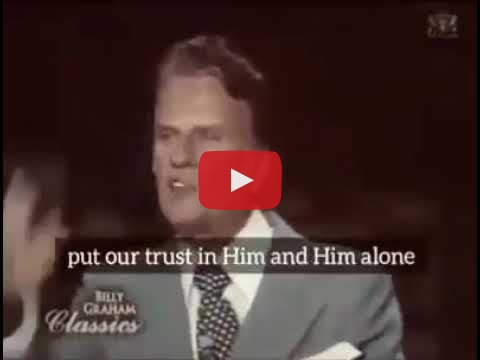 Billy Graham clip.