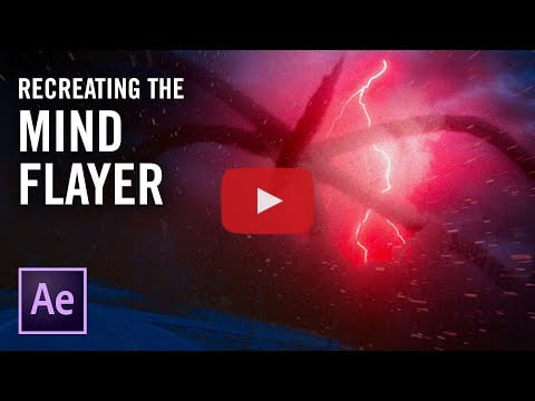 "Tutorial | Recreating the Mind Flayer from ""Stranger Things"""