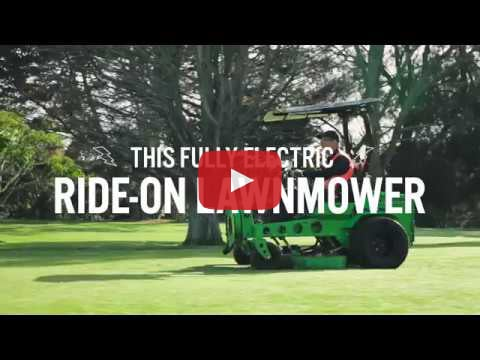 Link to electric lawnmower video - YouTube
