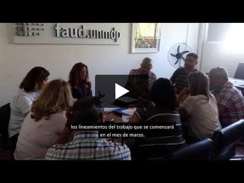 Plan desarrollo institucional de la UNMdP