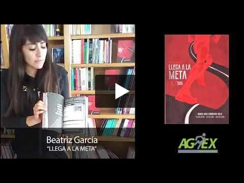 Llega a la Meta libro de Beatriz García