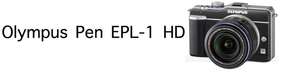 Olympus PEN EPL-1