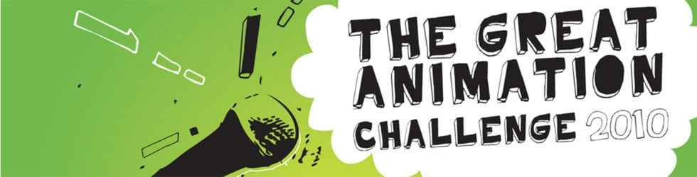 The Great Animation Challenge 2010!
