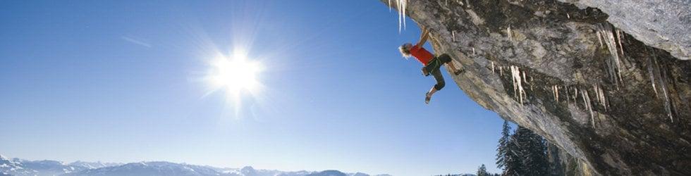 Climbing is fun
