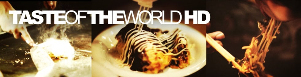 Taste of the World ◎ HD