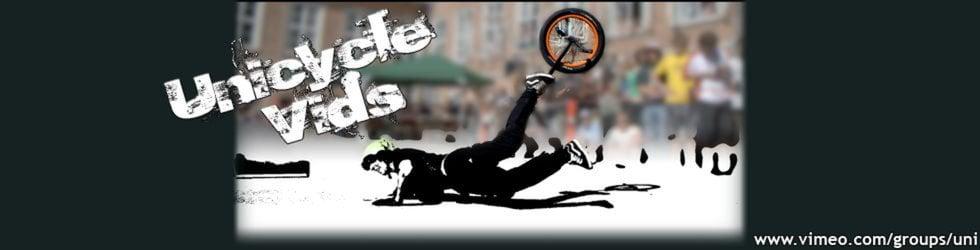 Unicycle vids
