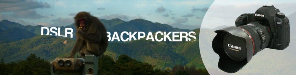 DSLR BACKPACKERS