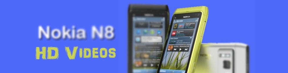 Nokia N8 Videos