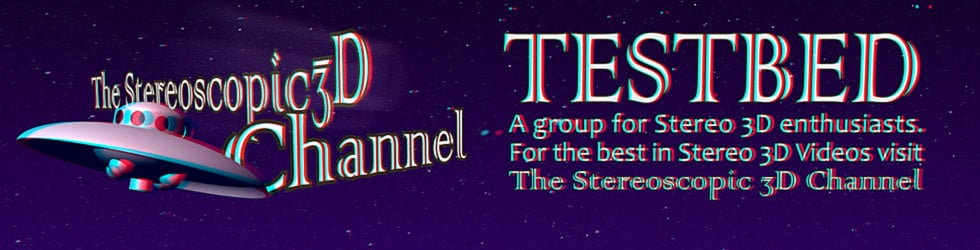 The Stereoscopic 3D Channel - TESTBED