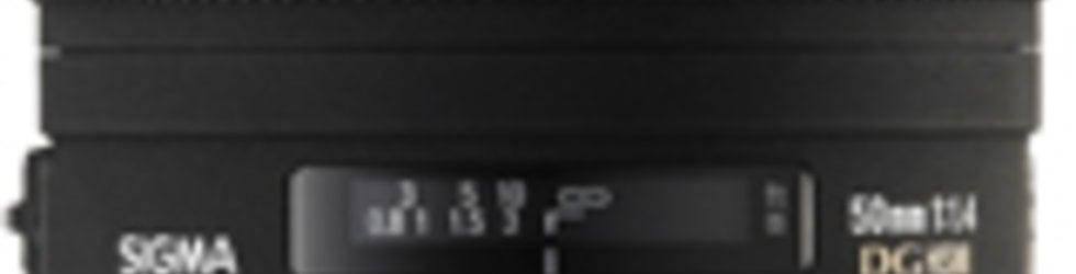 Sigma 50mm f/1.4 EX DG HSM Videos